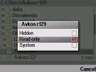 Edit Atribut