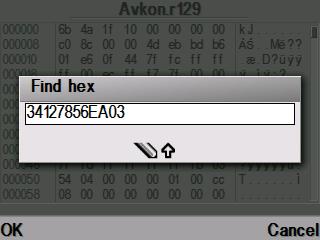 Find Hex 2