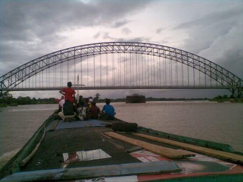 Jembatan Mahakam 5
